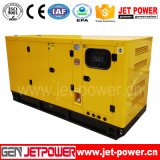 Охлаженный воздухом молчком генератор электричества Deutz 30kVA портативный тепловозный