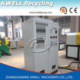 Máquina da produção da peletização da capacidade elevada HDPE/PP/PVC WPC, granulador de madeira da pelota