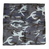 Bandana della sciarpa di Paisley del quadrato del cotone della sciarpa del motociclista del cappello del pirata