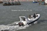 20人の救助艇の救命ボートの速度の救助艇
