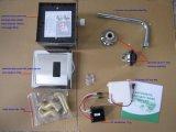 Скрытая установка автоматической промывки Urinal панели из нержавеющей стали
