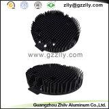 La transferencia de la viruta de la alta calidad sacó el disipador de calor de aluminio