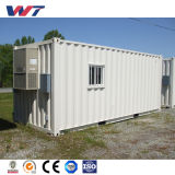 Дом /Poutry дома контейнера пакгауза/автопарка/кофеего комнаты контейнера Prefab зернокомбайна плоский подвижной
