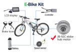 Motor eléctrico sin cepillo del eje de rueda de bicicleta de Czjb Jb-92c 36V 250W