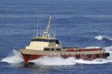 Barco del soporte del uso del océano para el proyecto del mar