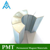 N40sh Fliese-Neodym-Magnet mit NdFeB magnetischem Material