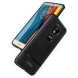 Moto G6の演劇の裏表紙のための耐震性のLitchiパターンTPU電話箱