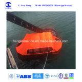 La EC aprobó la balsa salvavidas lanzada pescante inflable de la balsa salvavidas que lanzaba