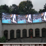 P10 im Freiendigital, die LED-Bildschirmanzeige bekanntmachen