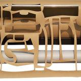 Cortador de Grande Formato para peça de design de desenhar e cortar