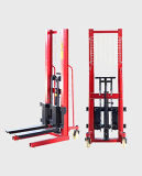 1-10t Wholesale elektrischen Ladeplatten-Gabelstapler