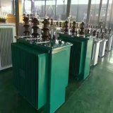 La phase 3 immergée dans l'huile d'enroulement de cuivre d'isolement intensifient le transformateur
