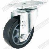 Chasse à usage moyen de roue de cheminée d'amorçage d'unité centrale avec le frein latéral G3204 (noir)