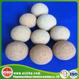 Uso di ceramica refrattario della sfera dell'allumina nell'industria