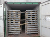Construção rápida Eco-Friendly PPGI Perfil Caixa de folha de metal de Aço