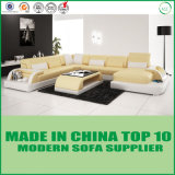 Mobília de couro da HOME da sala de visitas do sofá do lazer