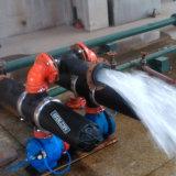 Filtre d'eau rinçant à partir de l'orifice de vidange automatique pour l'irrigation par égouttement d'agriculture
