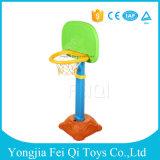 Basamento portatile di plastica dell'interno del cerchio di pallacanestro
