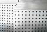 304ステンレス鋼の穴があいた金属の網シート