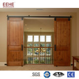 Modern Interior Solid Wood Sliding Door Barn