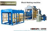 Macchina per fabbricare i mattoni concreta automatica piena del cemento
