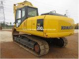 Komatsu PC200-7 utiliza excavadora sobre orugas hidráulica Japón Original buen precio.