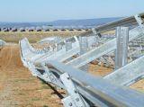 Prise en charge photovoltaïque galvanisé faite par canal en U/C-Channel