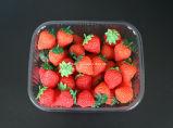 ペットプラスチックフルーツの皿の使い捨て可能なフルーツの容器
