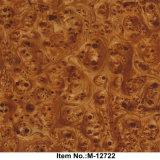 Tcs vender agua caliente Hydro película de gráficos de impresión por transferencia el patrón de madera para la moto no: M-12722