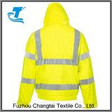 Olá! a saber revestimento impermeável da segurança do Workwear do revestimento da tempestade