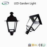 최신 판매 LED 거리 정원 빛 온난한 차가운 백색