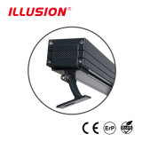 DMX制御を用いる屋外LEDの壁の洗濯機を変形させる48W IP67アルミニウムRGBのカラー