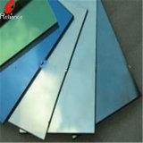 明確な反射ガラス建物に使用する銀製の反射