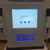3en1 Oxygeneo Máquina con ultrasonido y radiofrecuencia Tripollar/ Gen +burbuja de oxígeno de la máquina Facial