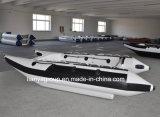 Opblaasbare Boten van de Boten van de Catamaran van de Boten van de Hoge snelheid van Liya de Opblaasbare Opblaasbare