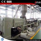 Machine d'extrudeuse de pipe de PVC de vis de jumeau de contrôle d'écran tactile d'AP