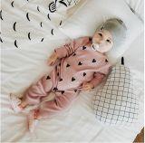 100%年の綿の赤ん坊Jumsuit