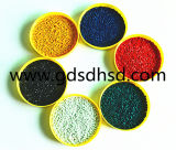 Raw Material blue Color Master Batch Plastic Granules