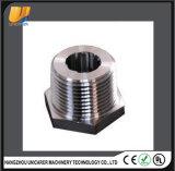 Alumínio/ferro/aço de bronze/inoxidável/de aço/metal de carbono peças fazendo à máquina para o motor de automóveis