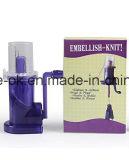 Embellish-Knit de haute qualité facile à utiliser l'outil de tricotage de l'embellir tricoter