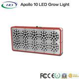 Apollo de espectro completo de la planta de luz LED de 10 crecer