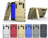 Prueba híbrida del choque de la armadura de Coque de la caja del teléfono para el iPhone Samsung