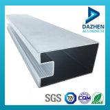 Profil en aluminium du marché d'Asie du Sud-Est pour le matériau de construction de porte de guichet