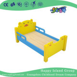有効で友好的な固体木の幼児の学校のシングル・ベッド(HG-6505)