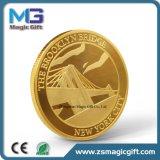 Medaglia promozionale prefabbricata della moneta del regalo del metallo della Cina
