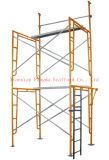 Impalcatura del portello del tipo della struttura