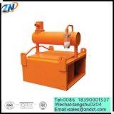 Tipo serie elettromagnetica Rcde della sospensione di raffreddamento ad olio del separatore per la rimozione del ferro