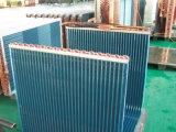 9.52mm Riffled kupfernes Gefäß-mit Luftschlitzenflosse HVAC-Wärmetauscher
