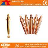 Boquilla de corte de acetileno G02 de punta para máquina de corte CNC