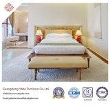 Les meubles en gros de chambre à coucher d'hôtel avec les meubles en bois ont placé (YB-WS-23)